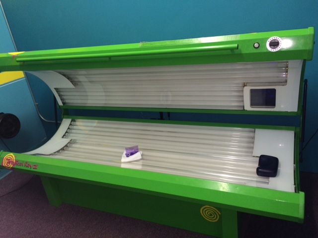 tanning bed for sale in Florida